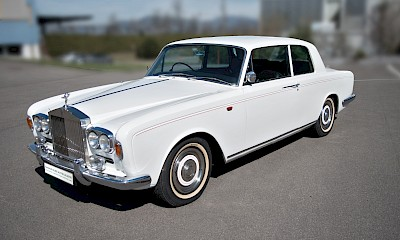Rolls-Royce Silver Shadow Coupe James Young