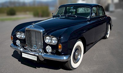 Bentley S 3 James Young