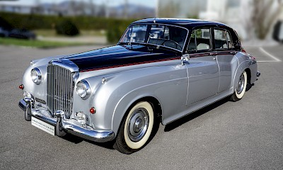 Bentley S 1 Saloon