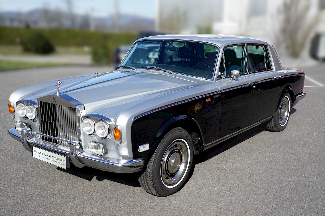 rolls royce silver shadow 1 garage huob autogalerie. Black Bedroom Furniture Sets. Home Design Ideas
