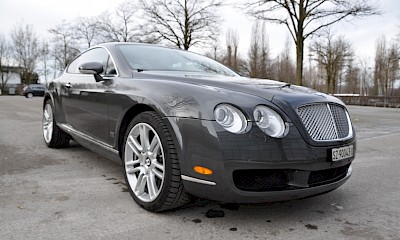 Bentley Continental GT Diamond limited Edition Carbon Bremsen